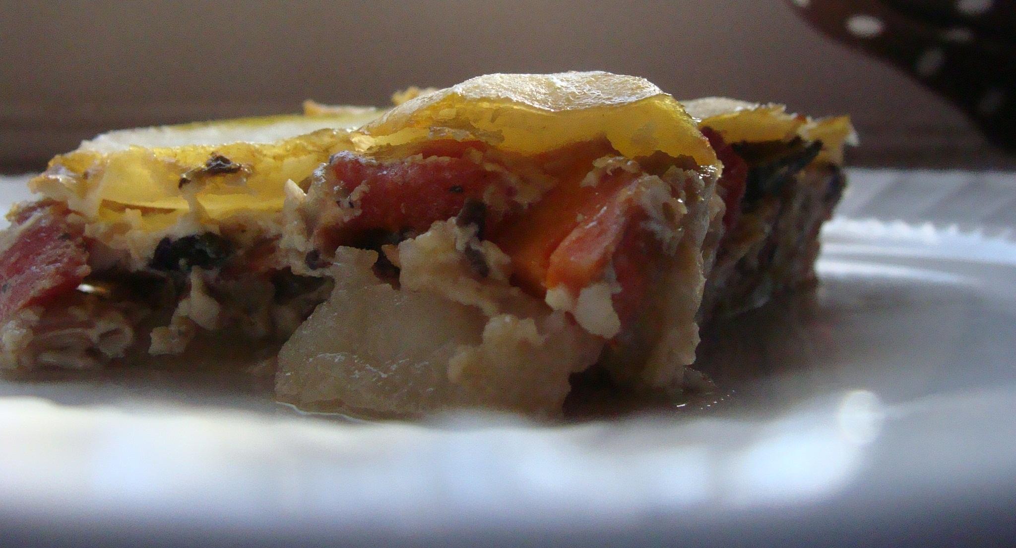 Vegetarian Moussaka with Portabella Mushrooms | Diethood