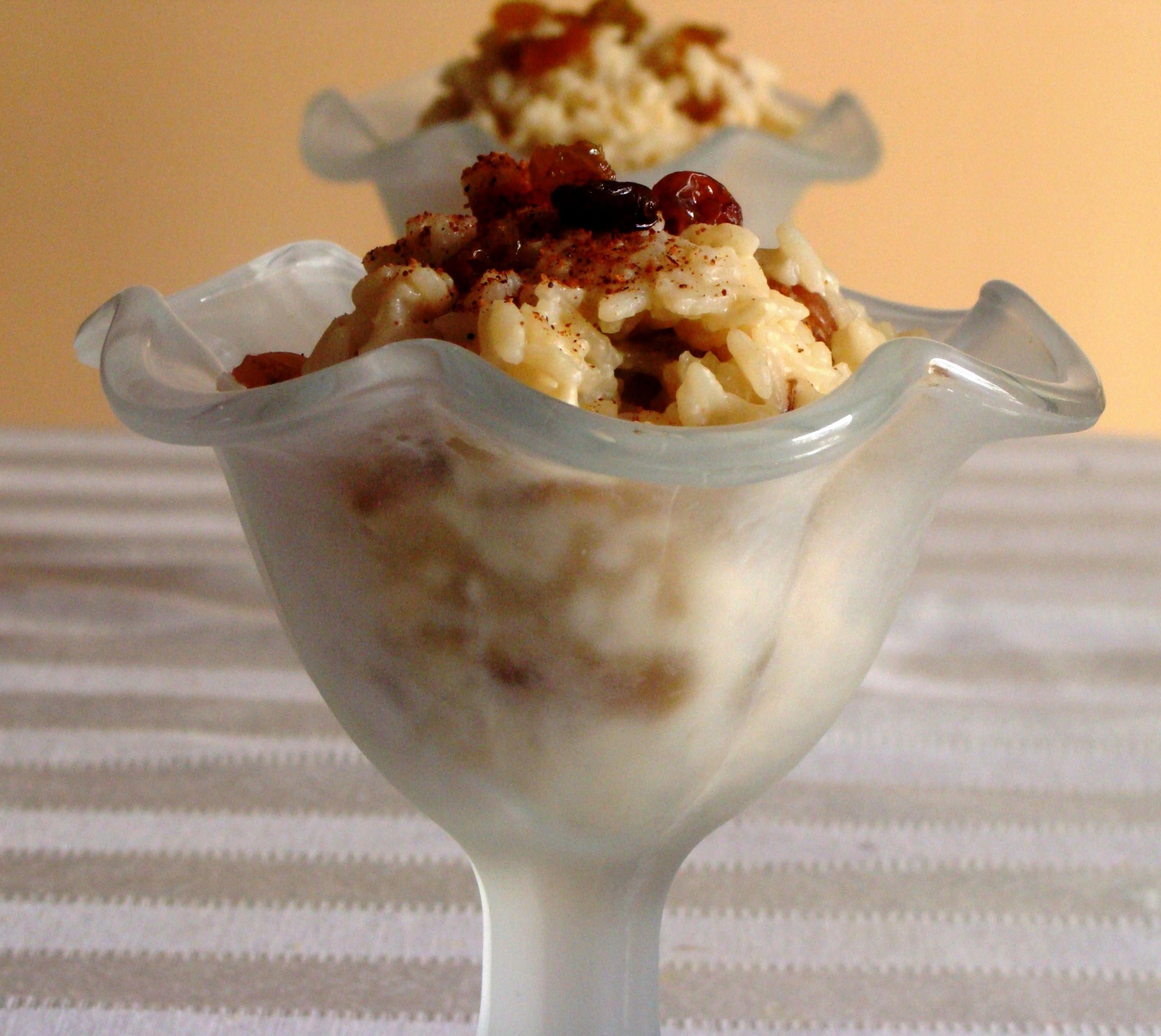 Healthy Dessert Rice Pudding   Diethood