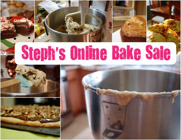 online bake sale