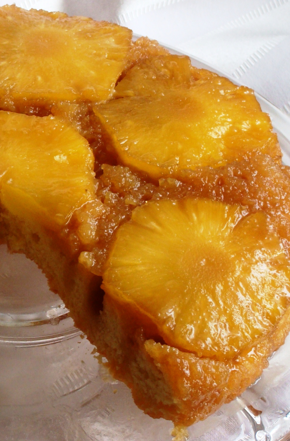 Pineapple Upside Down Cake Recipe - The best, most tender and delicious Pineapple Upside Down Cake! Pineapple Upside Down Cake is a classic American Cake made with a moist cake batter and a flavorful buttery topping ofpineapplerings